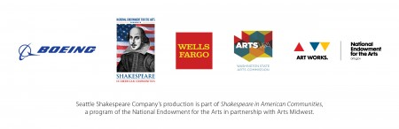 Seattle Shakespeare Touring Sponsors