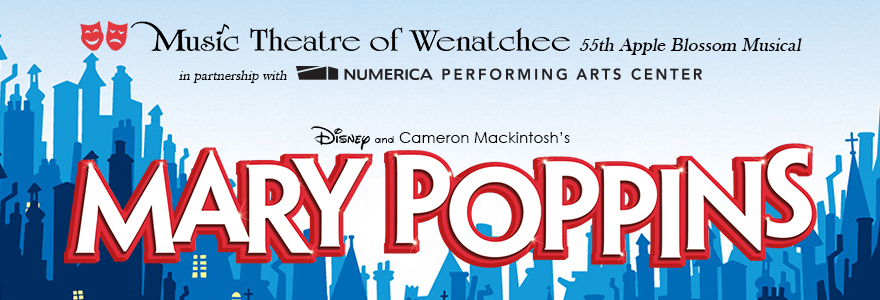 Numerica Performing Arts CenterMary Poppins