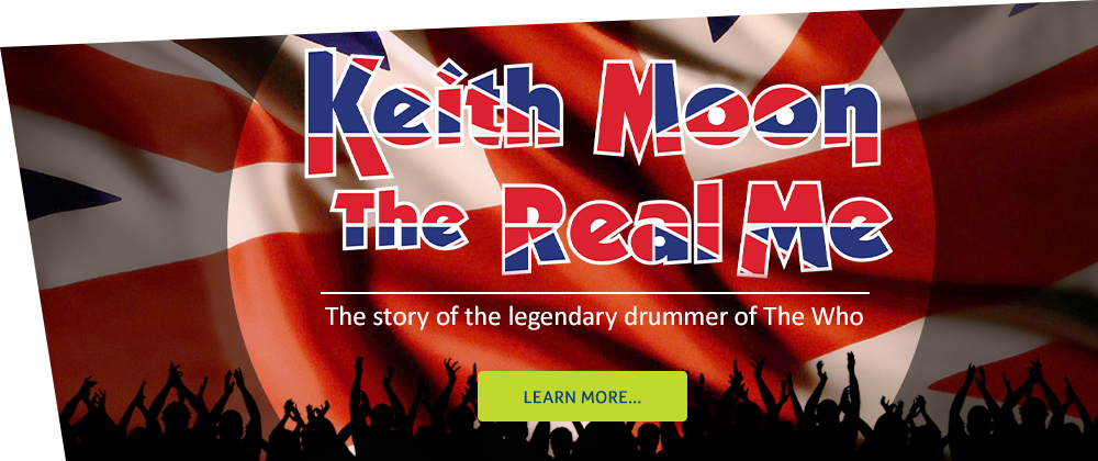 Keith Moon Banner