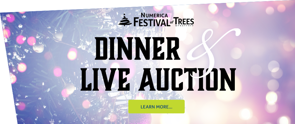 Dinner and Live Auction